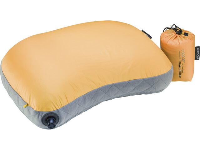 Cocoon Air Core Down Pillow sunflower/grey